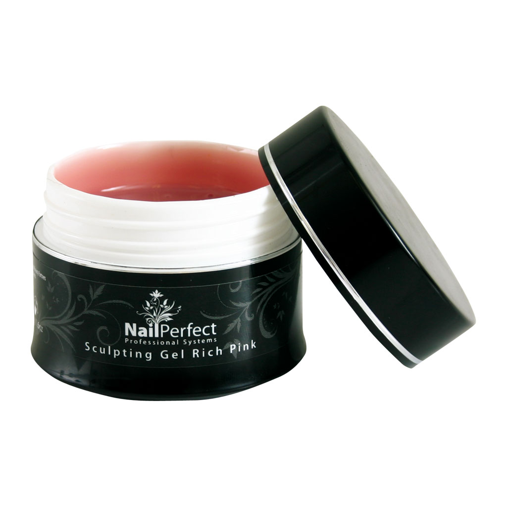 Sculpting Gel Rich Pink 45gr