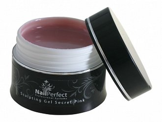 Sculpting Gel Secret Pink 45gr