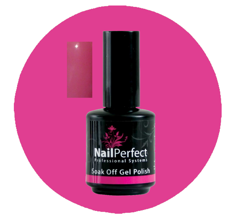 NailPerfect Soak Off Gellak 023 Pink Power