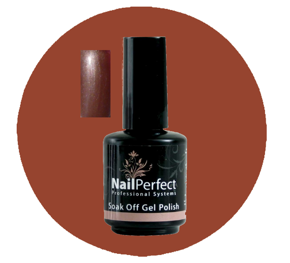 NailPerfect Soak Off Gellak 024 Flattered by You