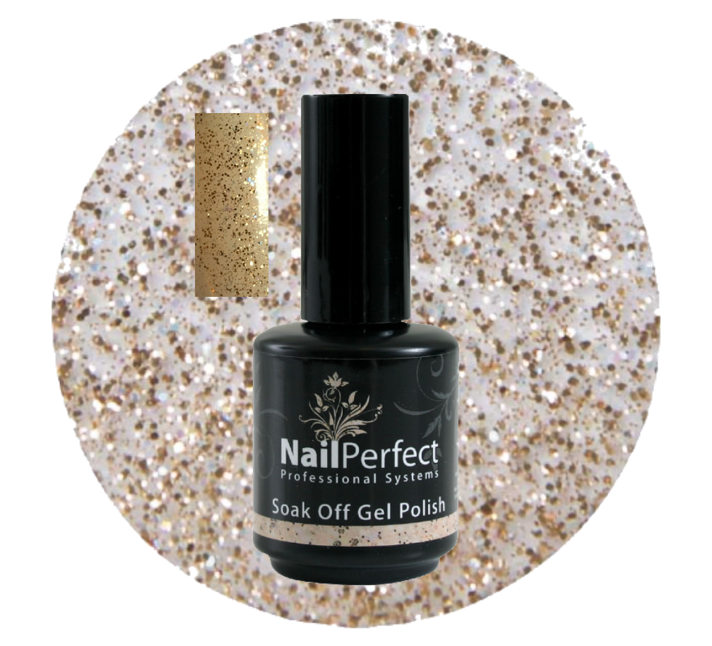 NailPerfect Soak Off Gellak 038 Goldenlicious 15ml
