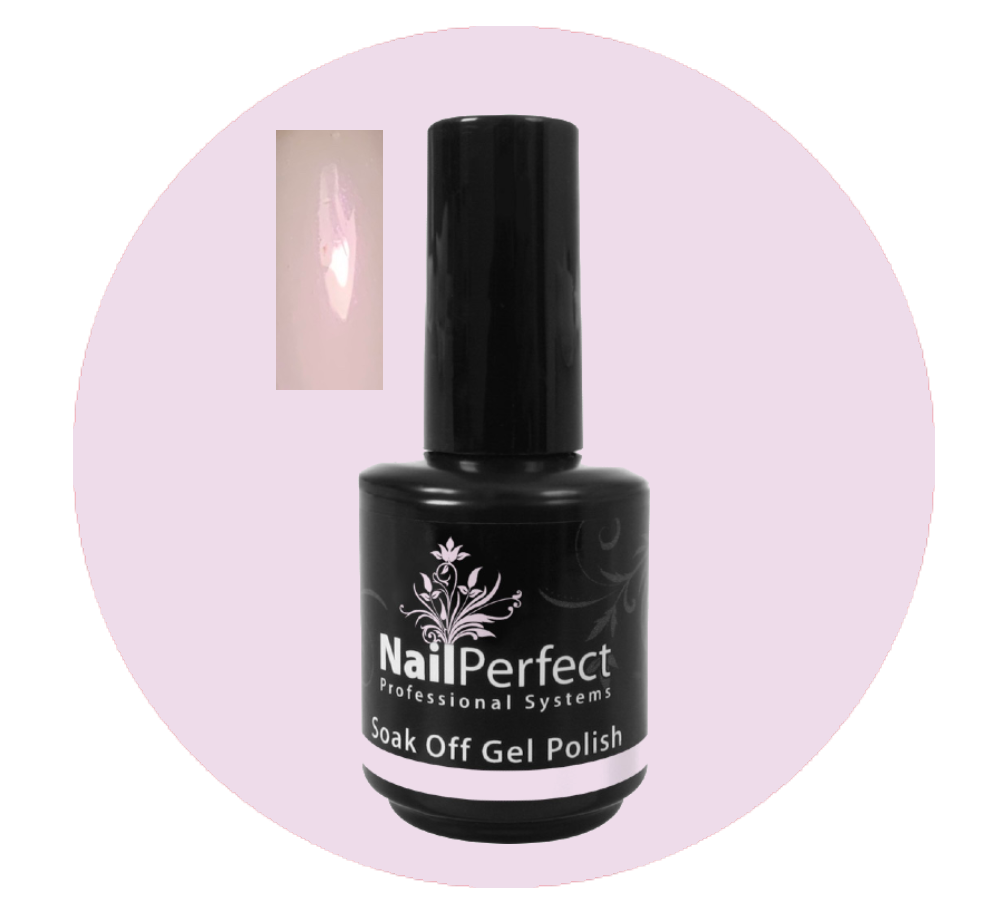 NailPerfect Soak Off Gellak 087 Sugar Coated 15ml