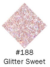 NailPerfect Soak Off Gellak 188 Glitter Sweet 15ml