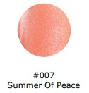 NAIL PERFECT PREMIUM ACRYLIC COLOR POWDER 007 SUMMER OF PEACE 10GR