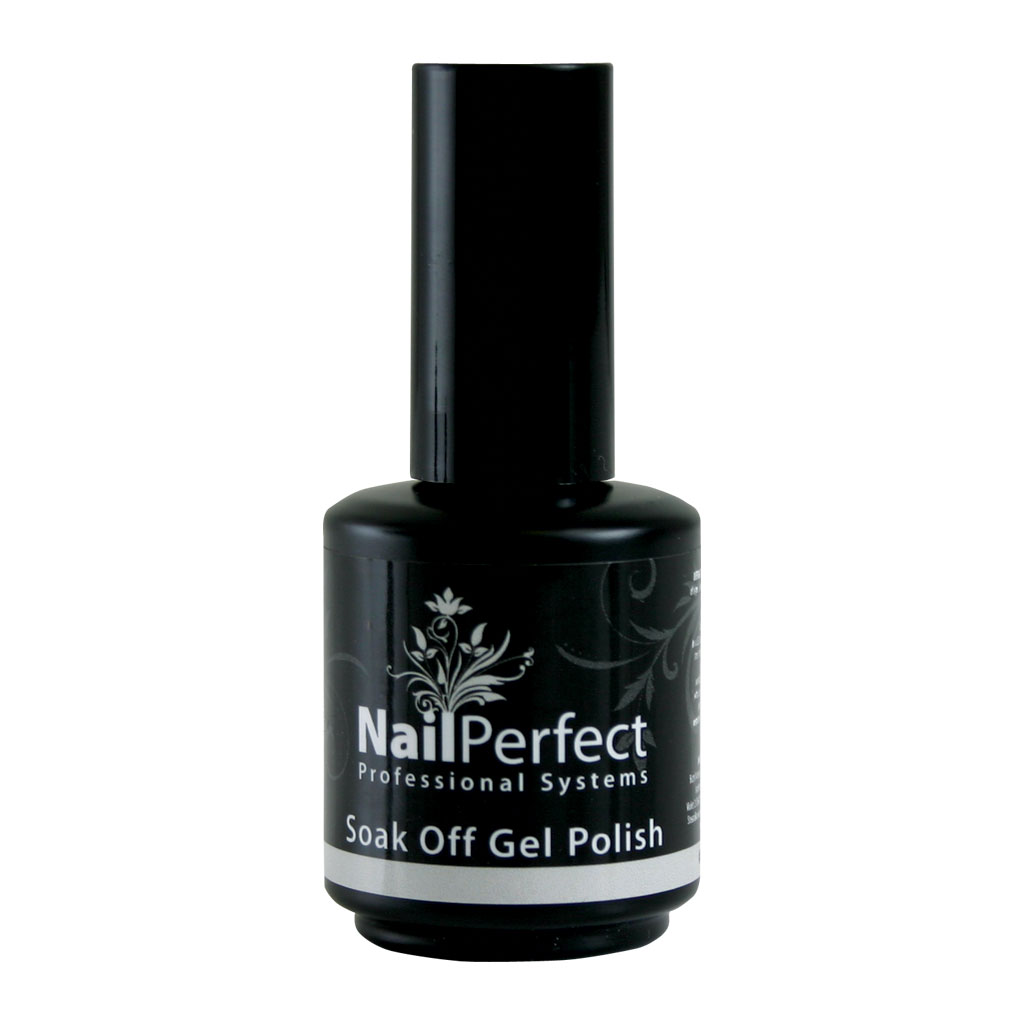 NailPerfect Soak Off Gellak 002 White Wash 15ml