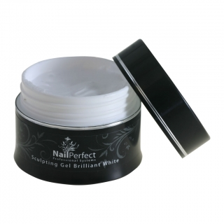 Sculpting Gel Brilliant White 45gr