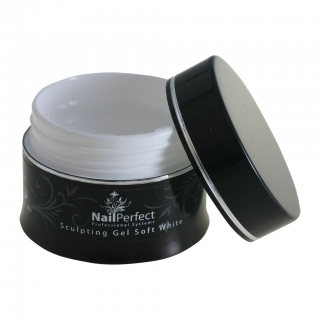Sculpting Gel Soft White 45gr