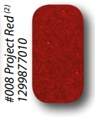 Soak Off Gellak 008 Project Red 15ml