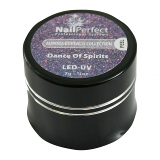 LED/UV gel Dance Of The Spirits 7gr