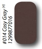 Soak Off Gellak 014 Cosy Gray 15ml
