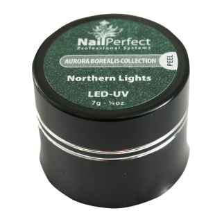 LED/UV gel Northern Lights 7gr