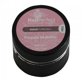 LED/UV gel Fragola Sorbetto 7gr