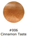 NAIL PERFECT PREMIUM ACRYLIC COLOR POWDER 006 CINNAMON TASTE 10GR