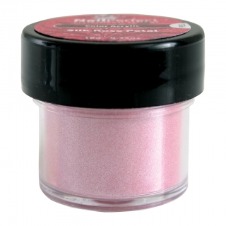 NAIL PERFECT PREMIUM ACRYLIC COLOR POWDER 011 SILK ROSE PETAL 10GR