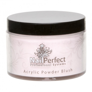 NAIL PERFECT PREMIUM ACRYLIC POWDER BLUSH 100GR