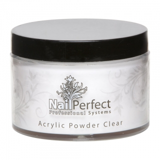 NAIL PERFECT PREMIUM ACRYLIC POWDER CLEAR 100GR