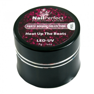 LED/UV gel Heat Up The Beats 7gr