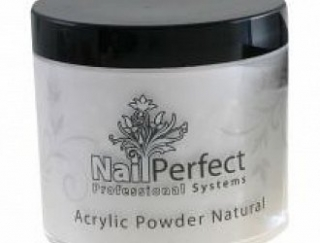 NAIL PERFECT PREMIUM POWDER NATURAL 100GR