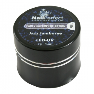 LED/UV gel Jazz Jamboree 7gr